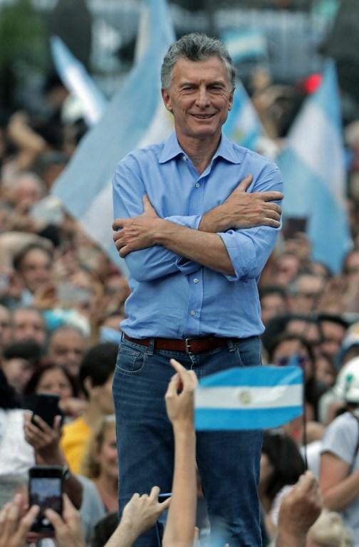 ARGENTINA - MACRI - FAREWELL